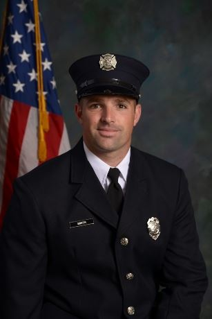Fire Fighter Jason Smith